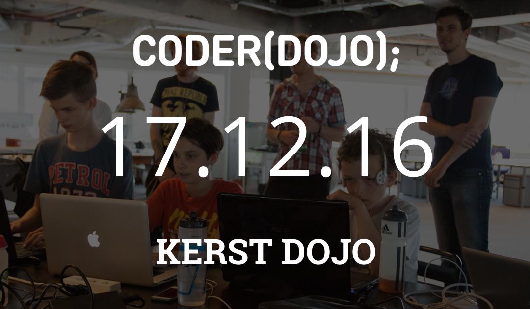 CoderDojo Leiden #31 | Kerst Special