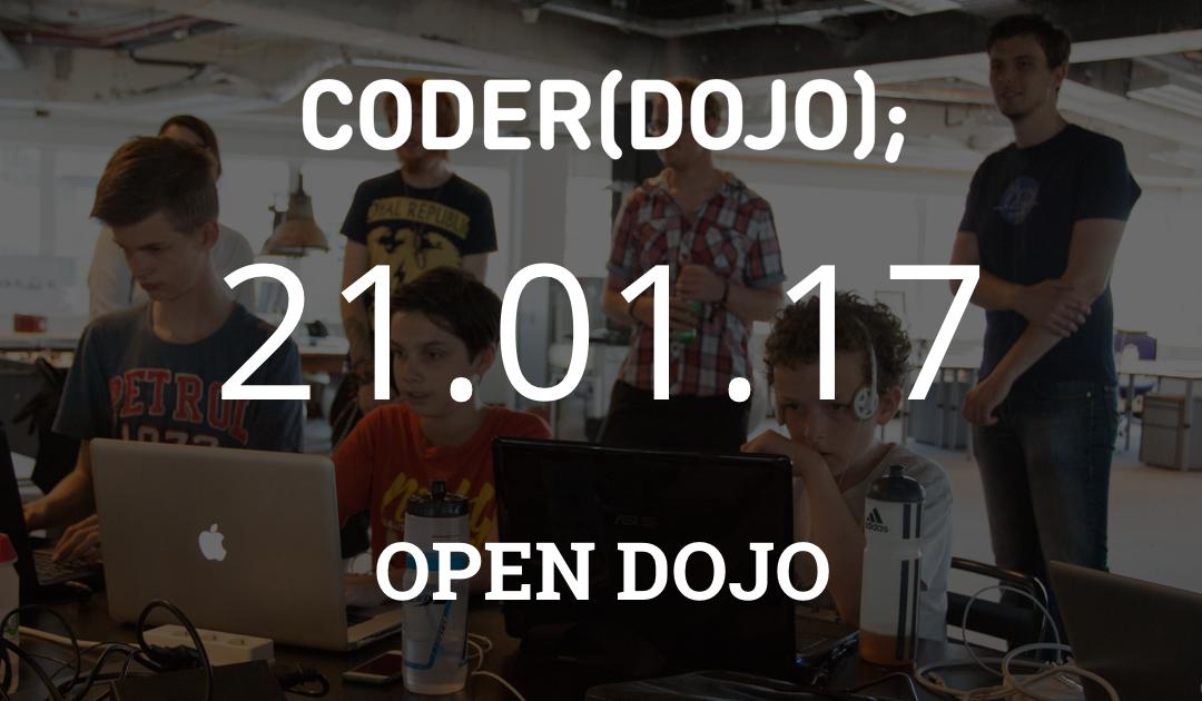 CoderDojo Leiden #32 | Open Dojo