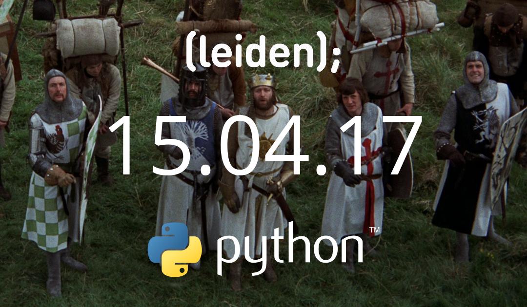 CoderDojo Leiden #35 | Python | 15 april 2017