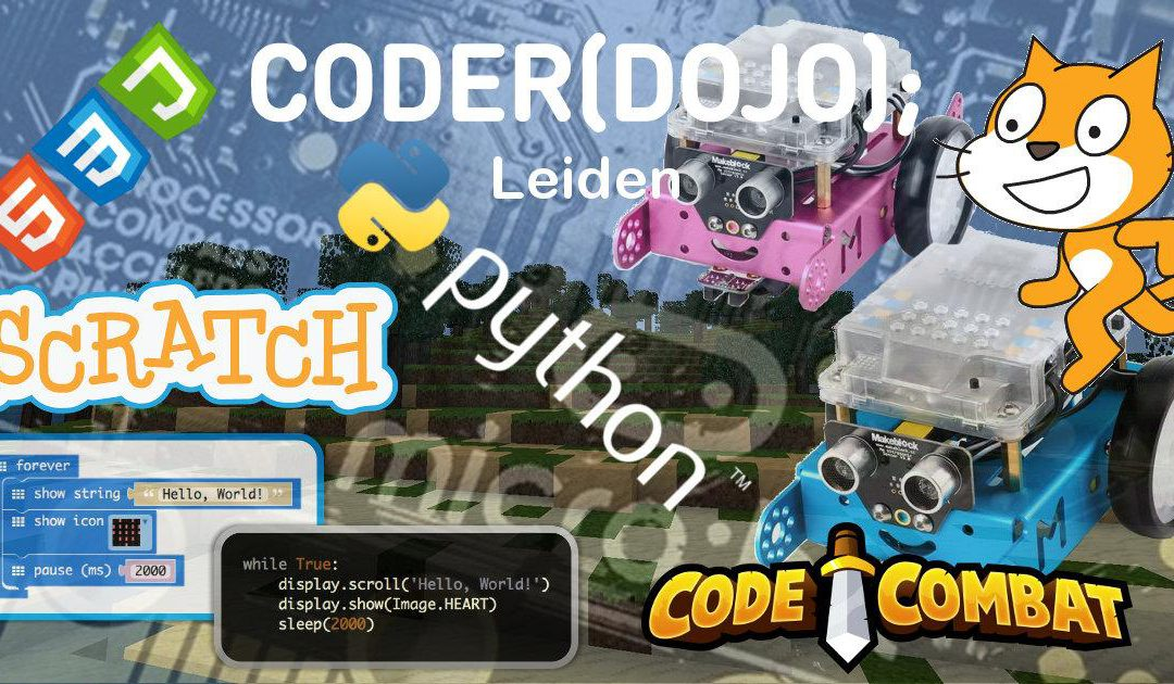 CoderDojo maand-thema, terugkerend
