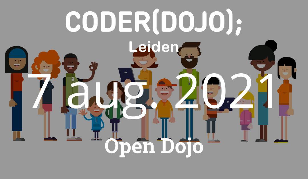 CoderDojo Leiden #76   Open Dojo