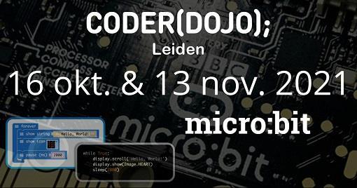 CoderDojo Leiden #80 | micro:bit